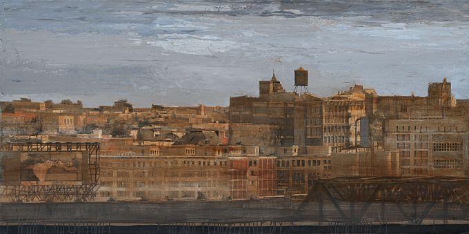 Patrick Pietropoli - Grande vue de Brooklyn IV