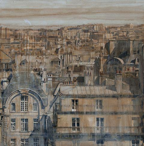 Patrick Pietropoli - Paris lointain