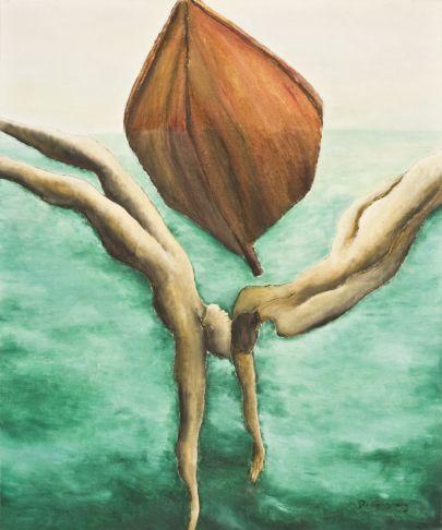 Diane Desmarais - Will you hoist sail...here lies your way