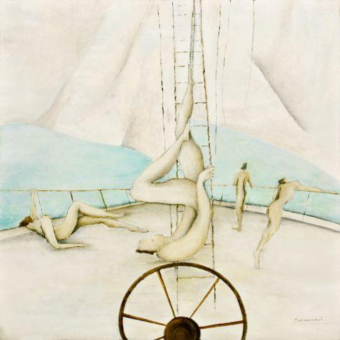 Diane Desmarais - Three Sheets in the Wind