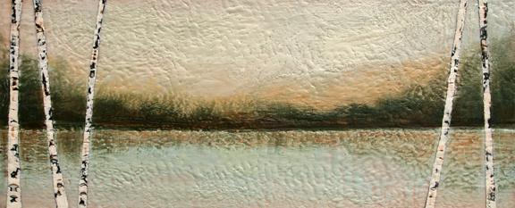 Susan Wallis - The Lake's Invitation