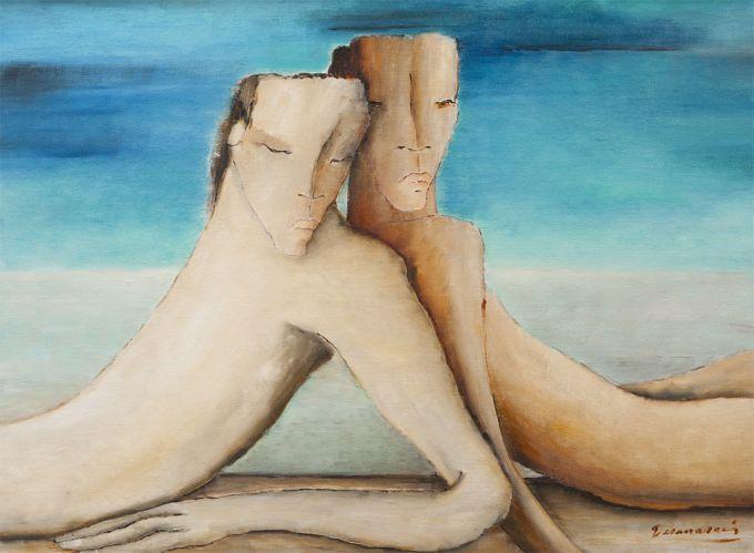 Diane Desmarais - Whispers of the Wind in Miami
