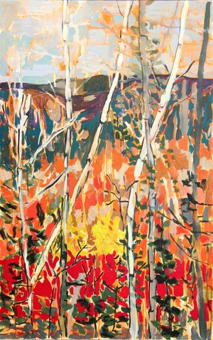 Nina  Cherney - View From the Lookout