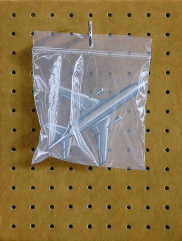 Simon Monk - Aeroplane Bag