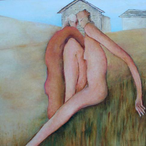 Diane Desmarais - Vers les collines de demoiselles