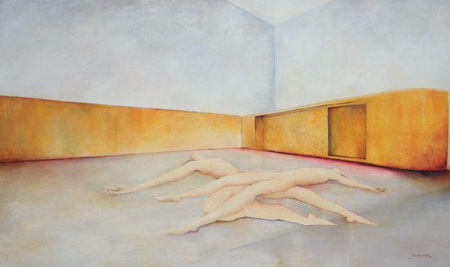 Diane Desmarais - L'aube exaltée