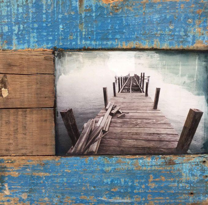 Amelie Desjardins - Boondocking, Californie-Pismo bridge