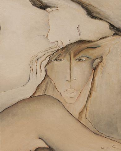 Diane Desmarais - Tout ce qui vous fait mal me fait mal