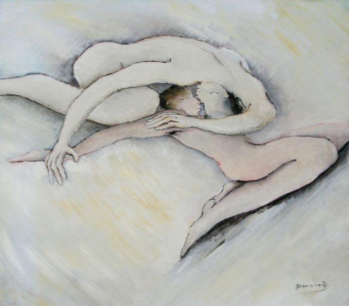 Diane Desmarais - If you surrender just for tender...