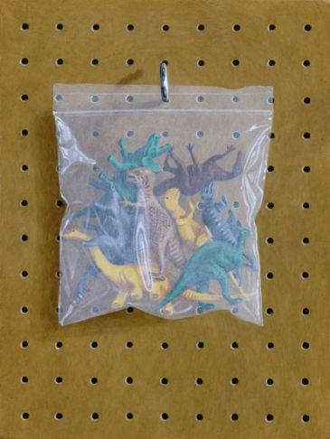 Simon Monk - Dinosaur Bag