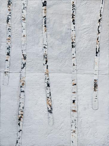 Susan Wallis - Winter's Silence