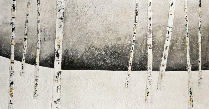 Susan Wallis - A promenade amongst the trees