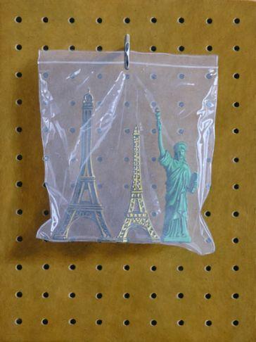 Simon Monk - Monument Bag