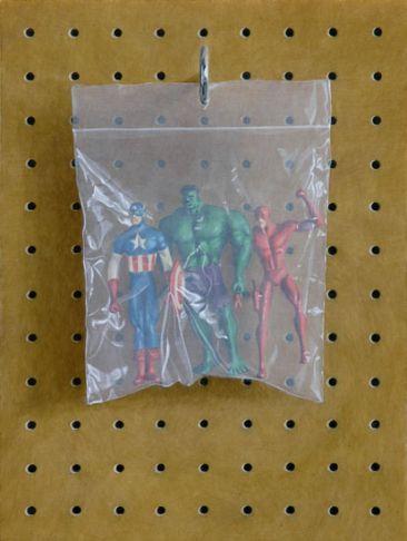 Simon Monk - Superhero Bag