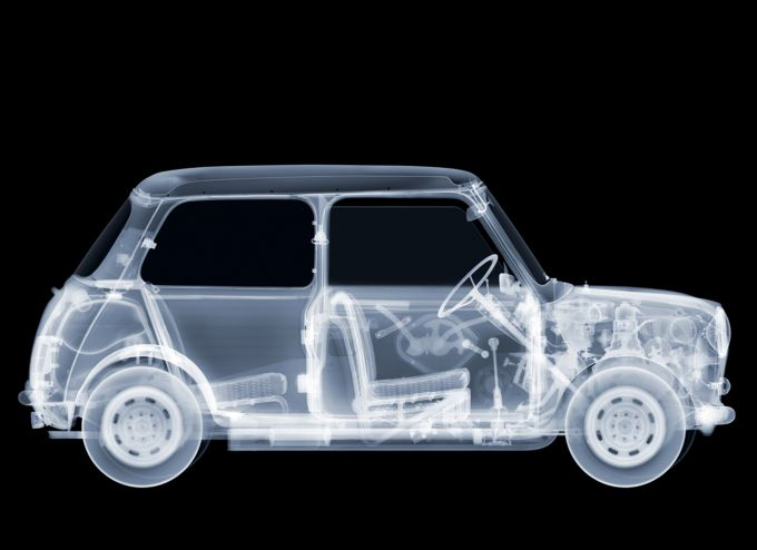 Nick Veasey - Mini AP