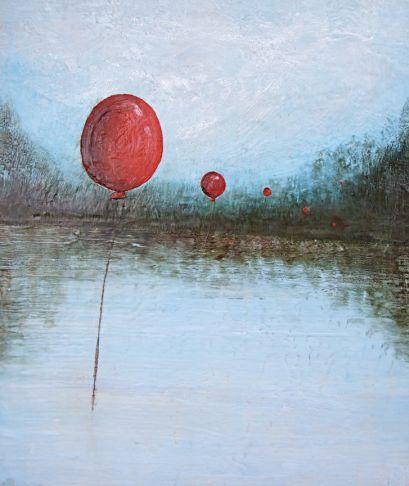 Susan Wallis - Floating
