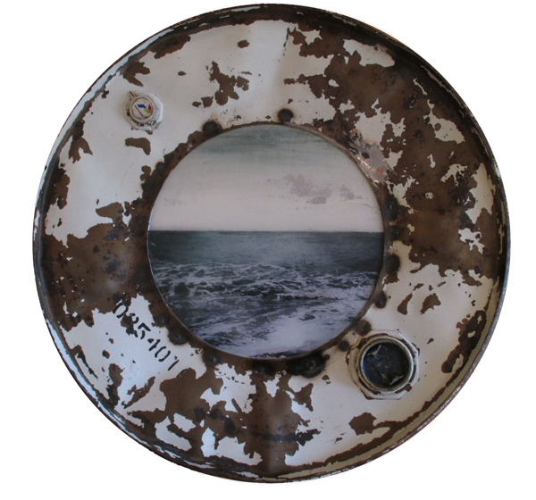 Amelie Desjardins - Sea through II