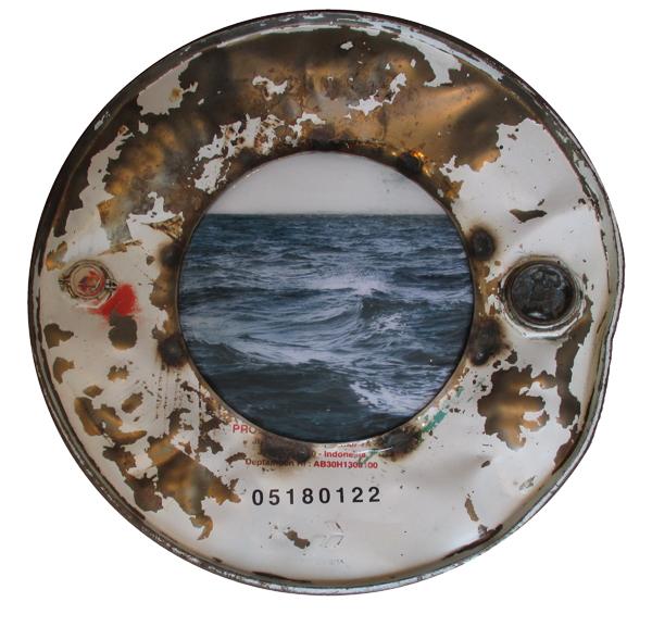 Amelie Desjardins - Sea through I
