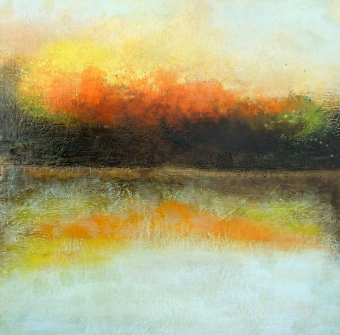Susan Wallis - The Remains of Autumn's Day
