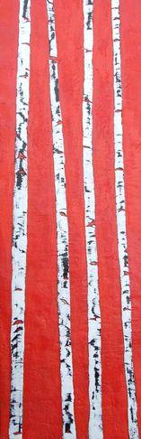 Susan Wallis - Red Spirits
