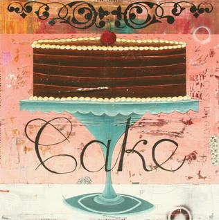 Rock Therrien - Cake