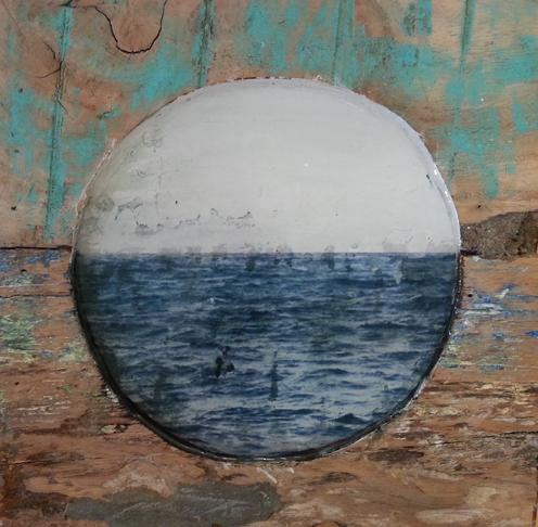 Amelie Desjardins - Petit bain d'ecume II