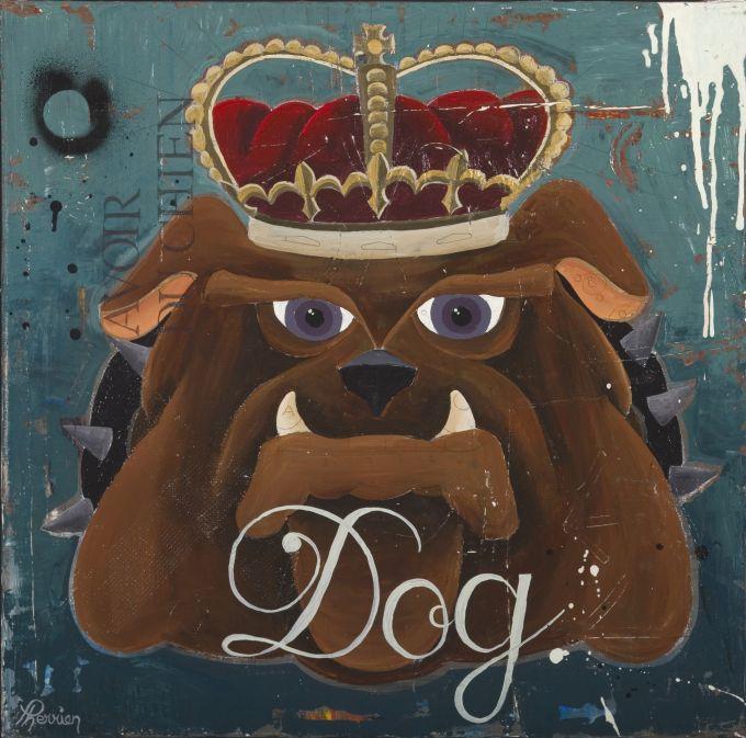Rock Therrien - Dog
