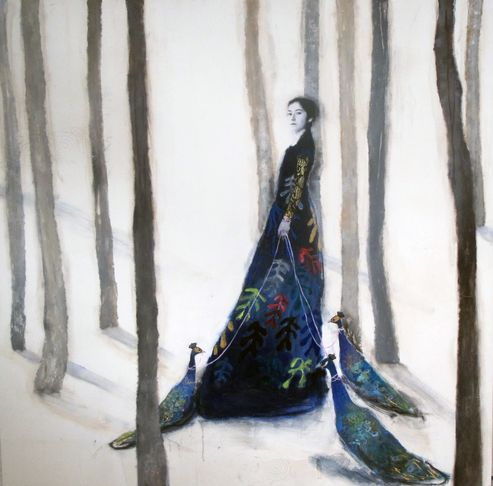Dominique Fortin - Forêt IV