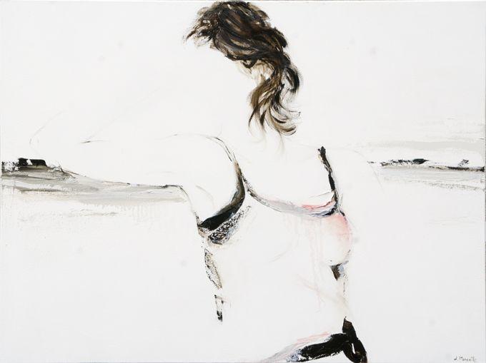Lucille Marcotte - Sur le banc