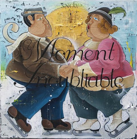 Rock Therrien - Moment Inoubliable
