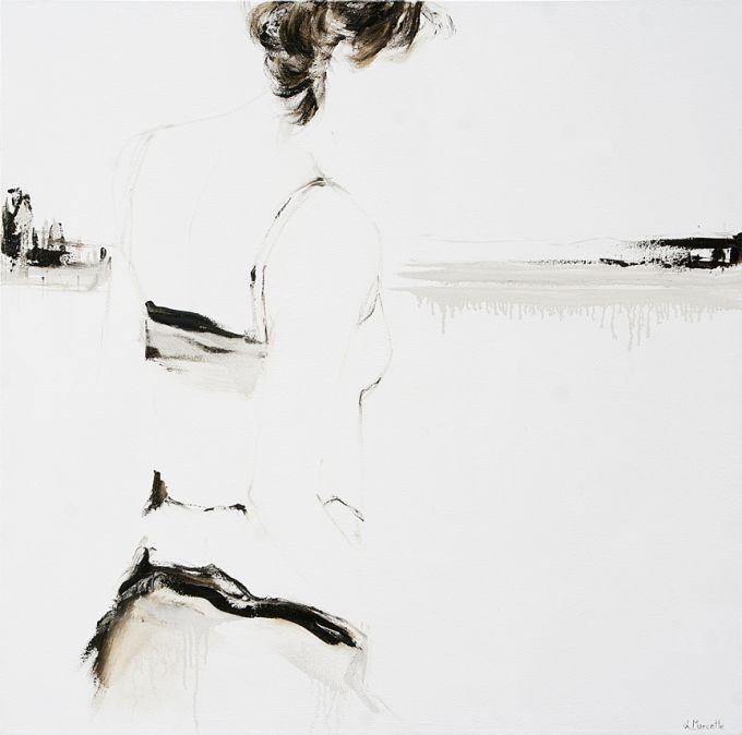 Lucille Marcotte - L'invisible au coeur du visible
