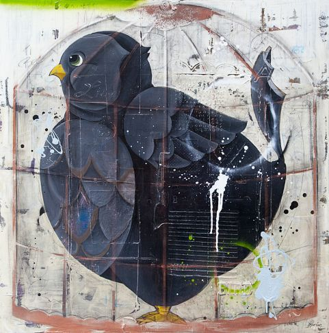 Rock Therrien - L'oiseau rare II