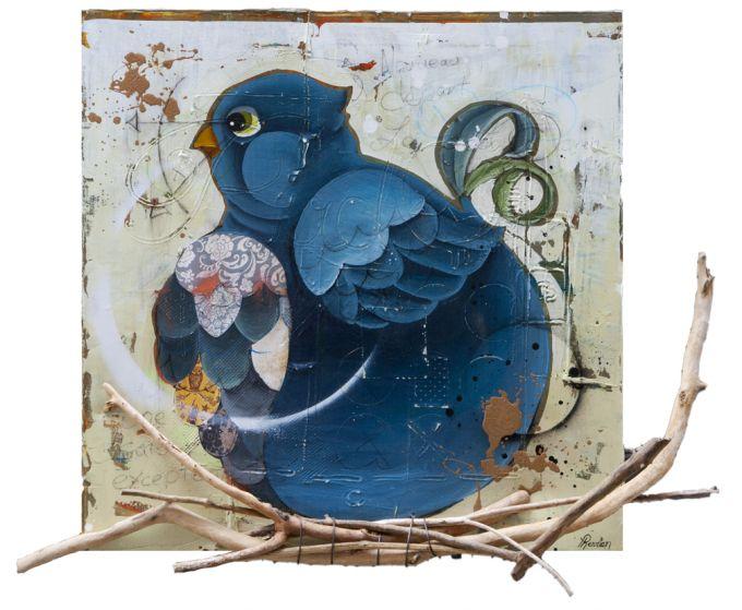 Rock Therrien - L'oiseau rare I