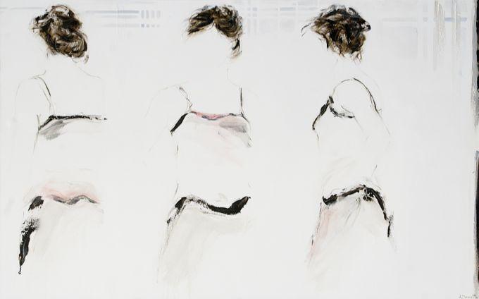Lucille Marcotte - Les trois grâces