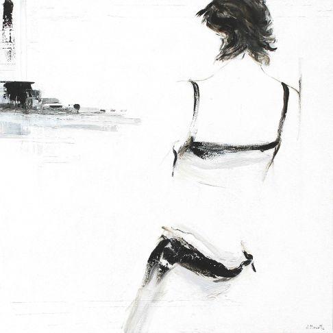 Lucille Marcotte - Regard sur la ville