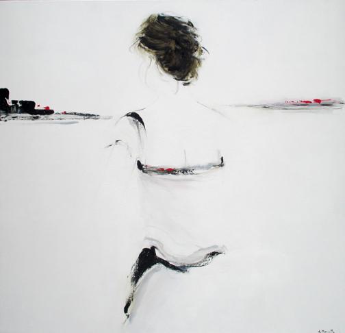 Lucille Marcotte - Au delà des frontières