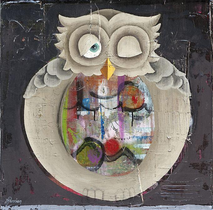 Rock Therrien - L'oiseau de nuit I