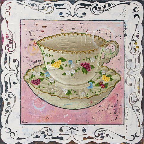 Rock Therrien - À chacun sa tasse de thé I