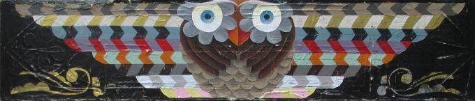 Rock Therrien - Le Hibou psychedelique