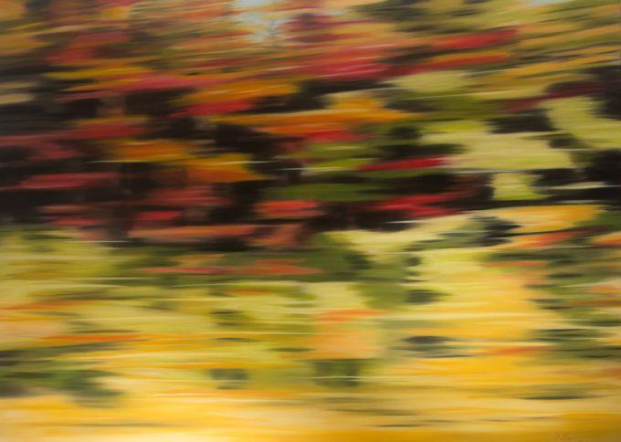 Patricia Morris - Autumn drive ON