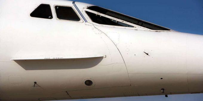 Manolo Chrétien - Concorde cockpit - Ed. I/V