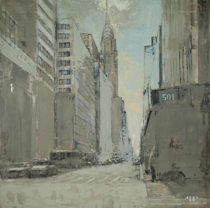 Patrick Pietropoli - 42nd St & 5th Ave