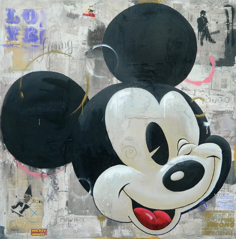 Rock Therrien - Funny Mouse !
