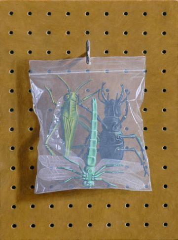 Simon Monk - Insect Bag