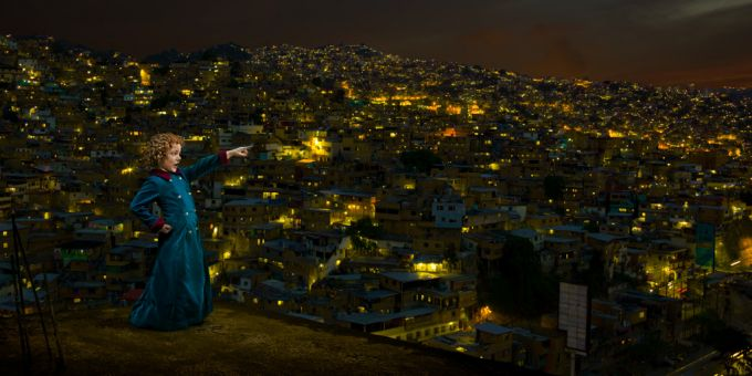 Claudio Napolitano - Worlds Apart, Ed. AP