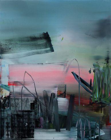 Birgit Borggrebe - Absorbed