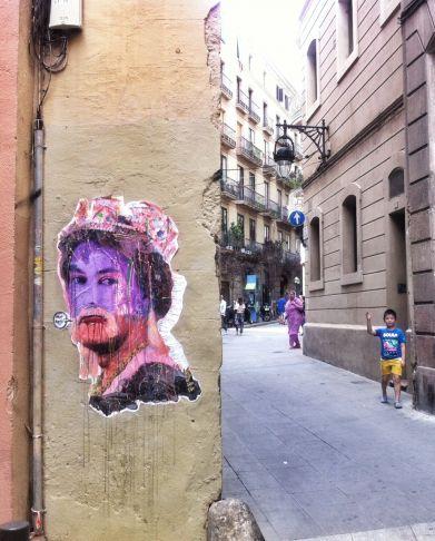 Stikki Peaches - Barcelona
