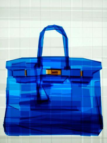 Mark Khaisman - Blue Birkin II