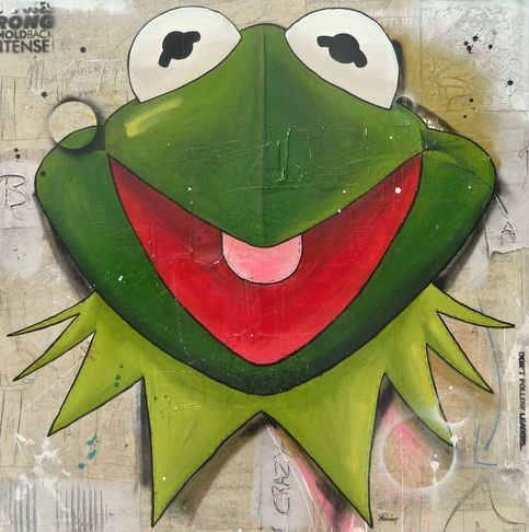 Rock Therrien - Enjoy Kermit !