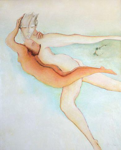 Diane Desmarais - Dans l'extase de ton élan Madeleine...